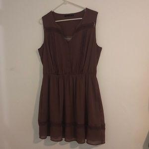 A&F midi dress